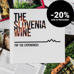 THE Slovenia Wine: Top 125 Experiences