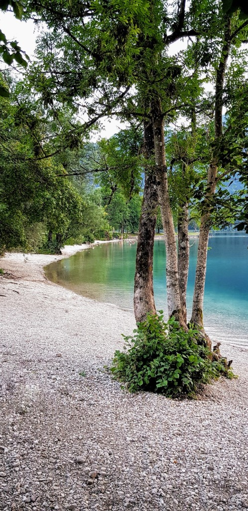 Bohinj Lake - an enchanting lake, which is suitable for clothes of all seasons