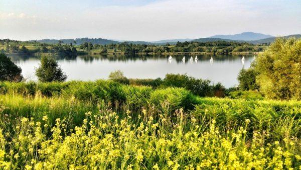 Kochevo Lake - the first and most My Lake