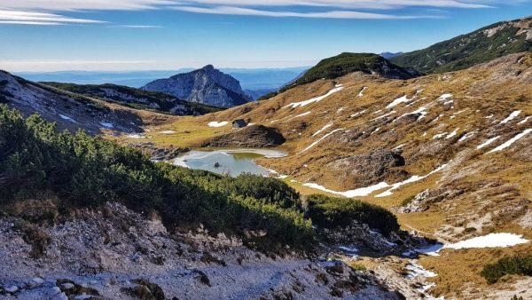 Vodotočno Lake - A lake for a heartfelt memory of friendship