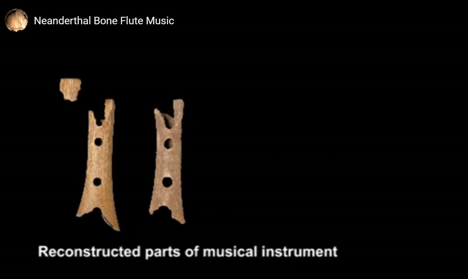oldest musical instrument in the world