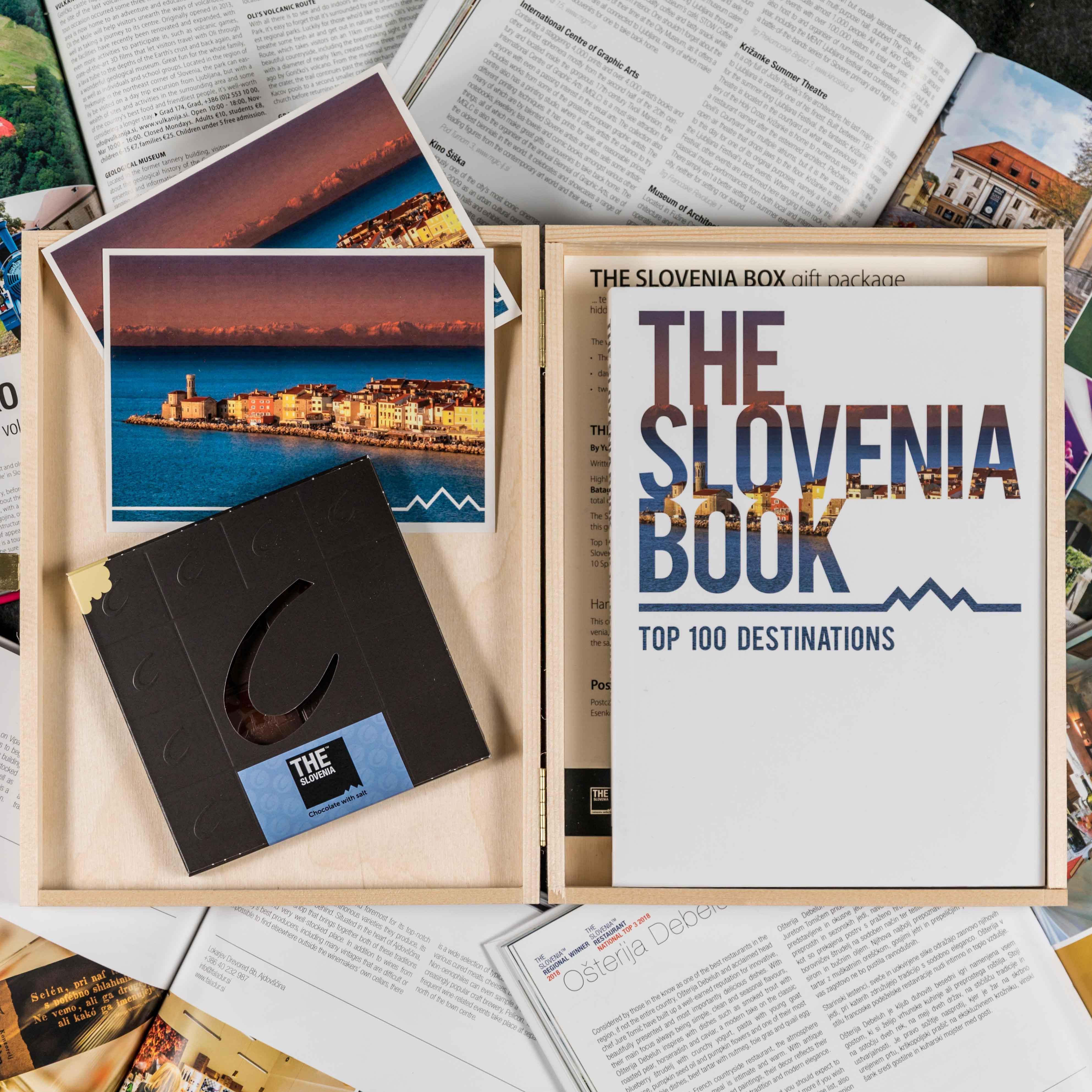 the slovenia book box