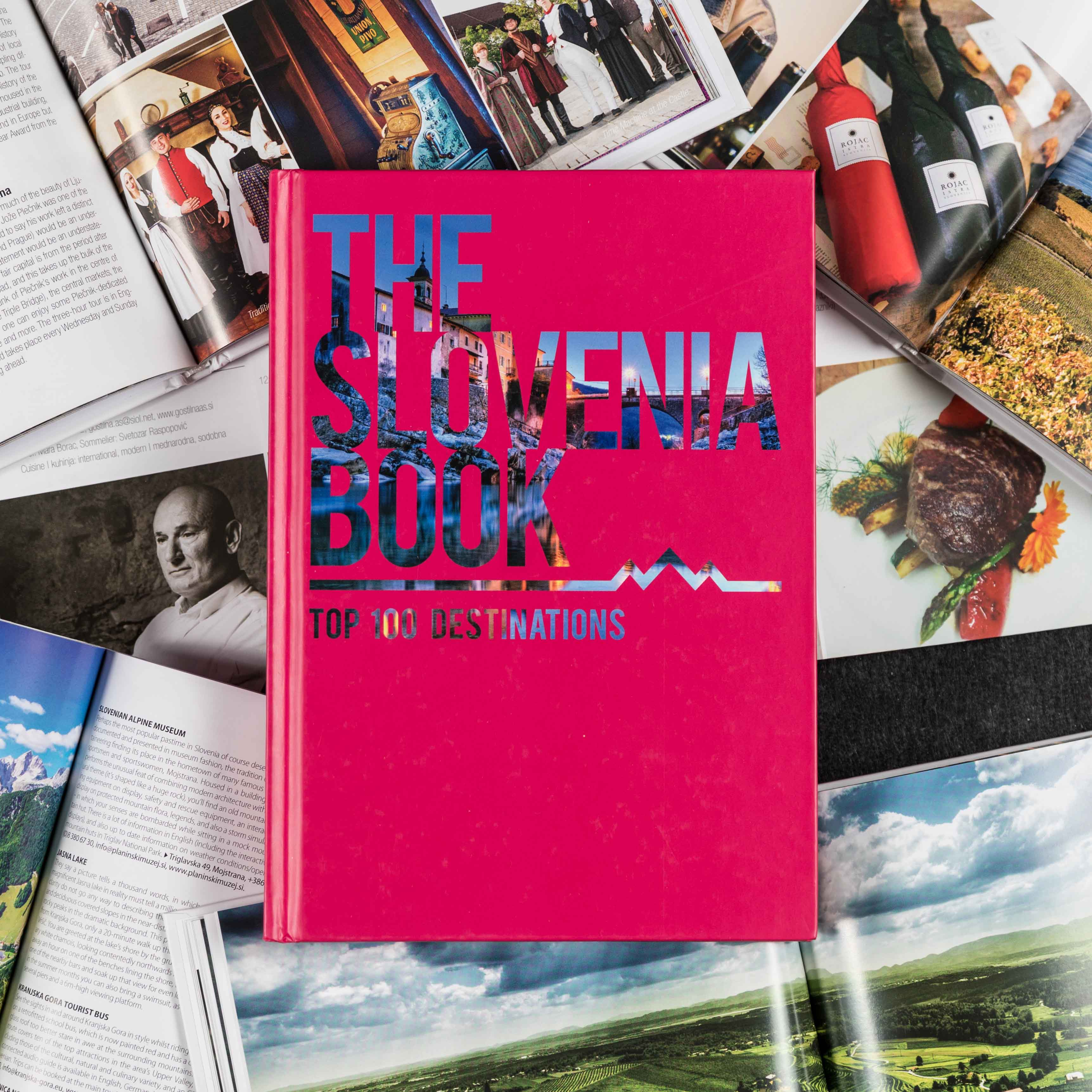 the slovenia book red