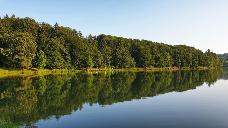 Blaguško jezero moja jezera manca korelc 5