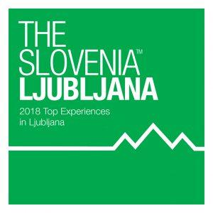 THE LJUBLJANA MAP 2018/2019