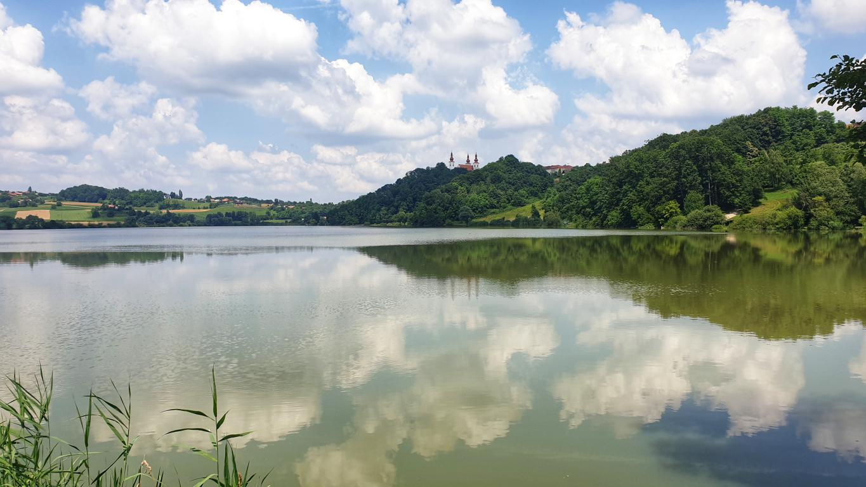 Trojiško jezero moja jezera manca korelc 3