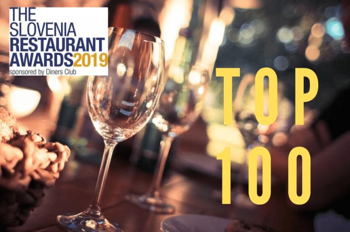 TOP 100 Slovenia restaurants