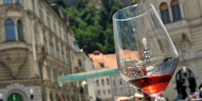 St. Martin's day in Ljubljana