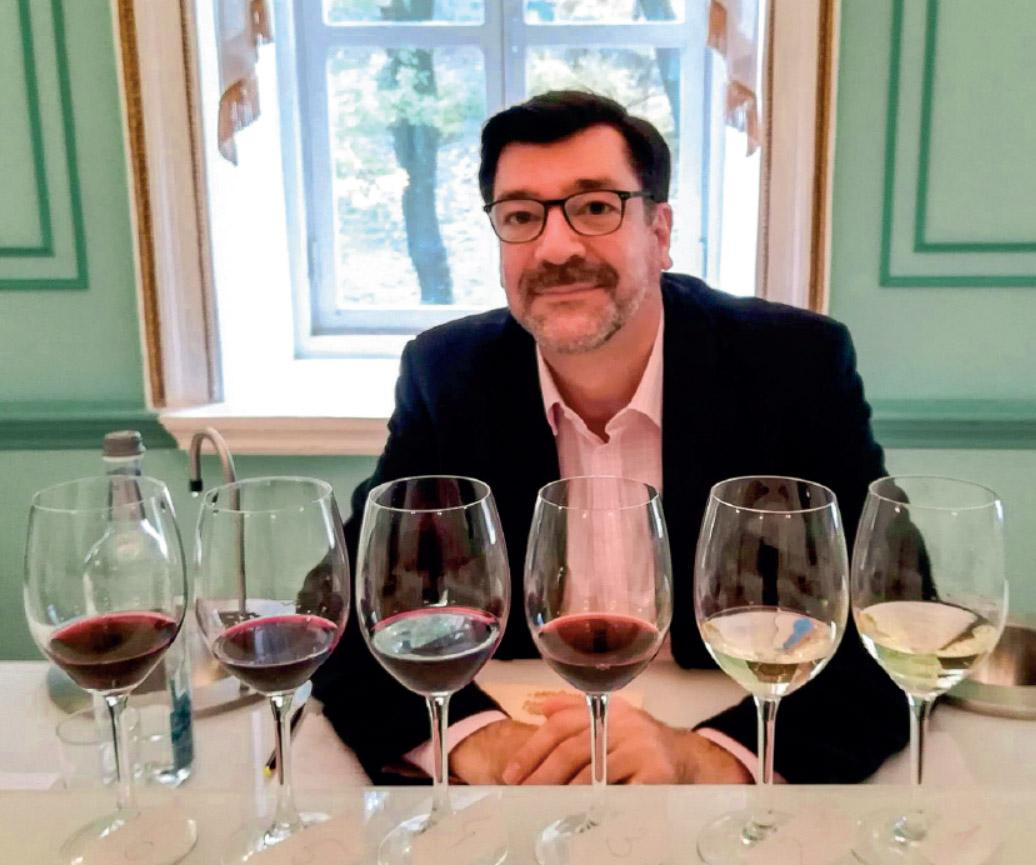 darrel josef Distinguished wine journalist and competition judge