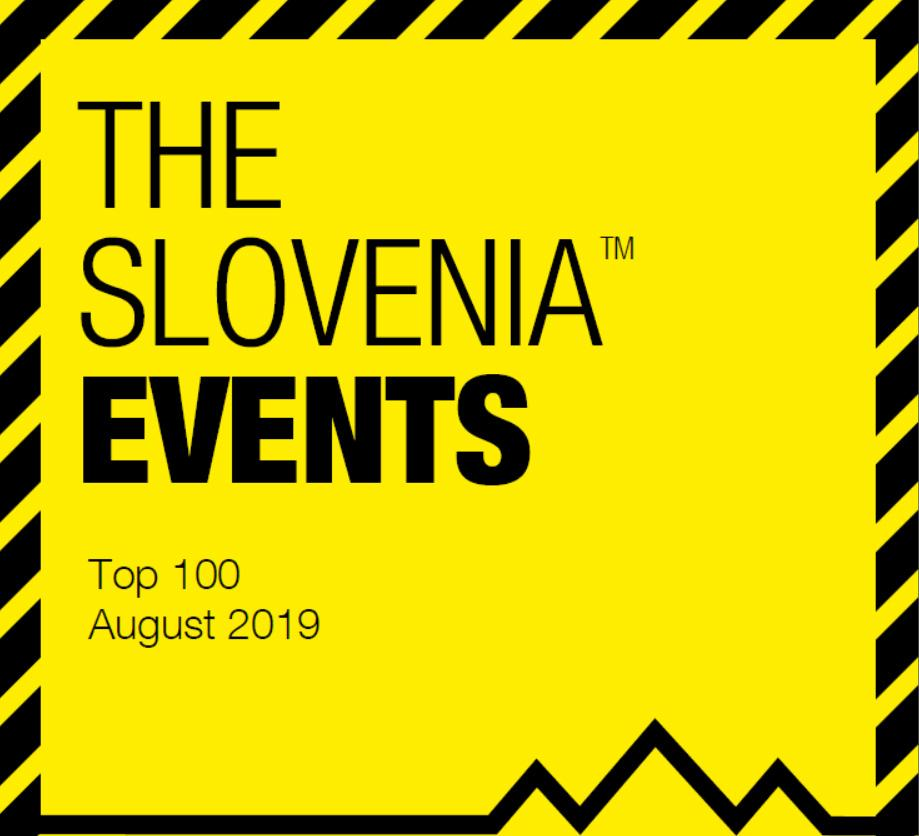 the slovenia events 2019