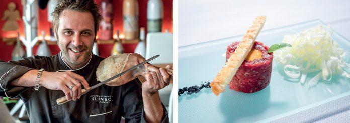 Nejka in Uroš Klinec restarurant