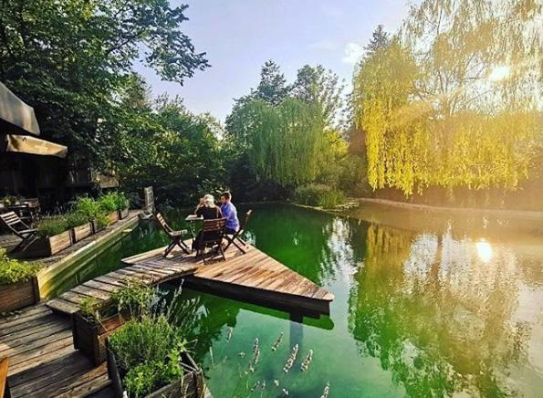 THE SLOVENIA Photo of the week 38 2019 Garden Village Bled