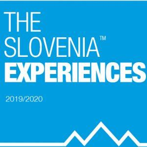 The Slovenia Experiences 2019 2020& Central Slovenia