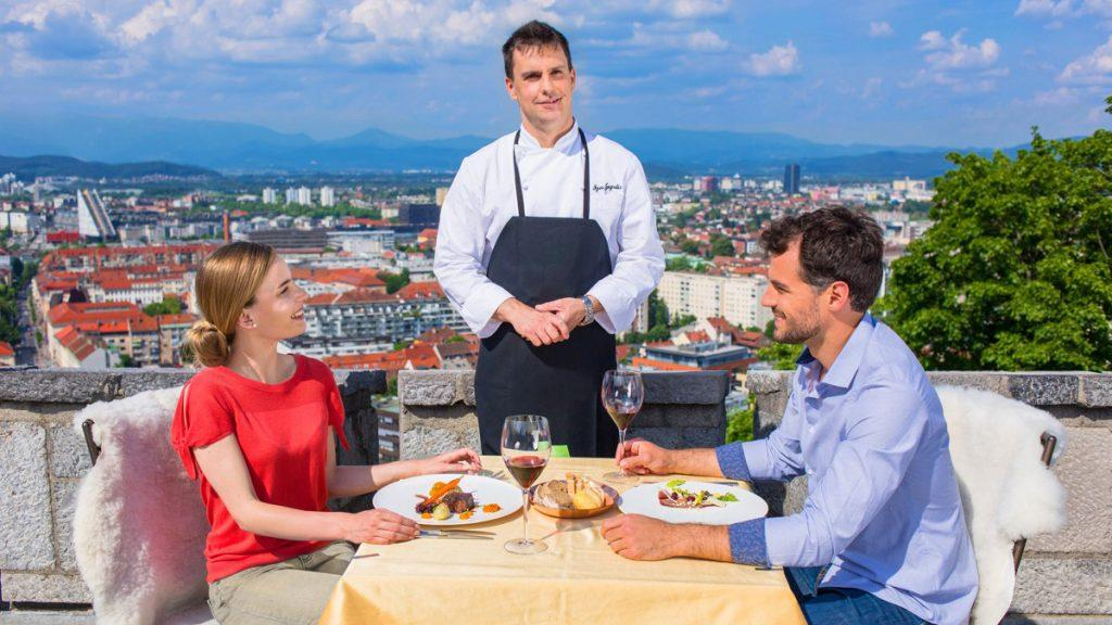 ljubljana top 10 restaurarants
