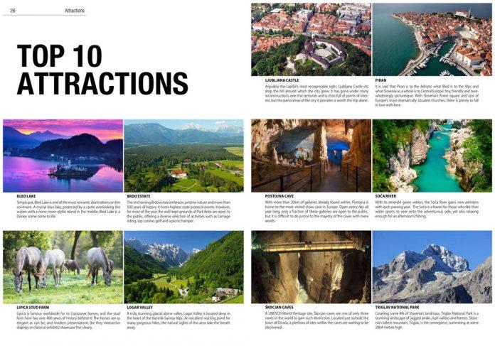 TOP Best 10 Slovenia attrctions mus see