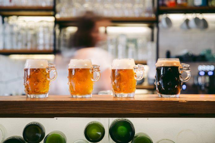 beer oskar kogoj jug of green gold