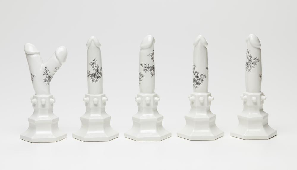 the penis dildos