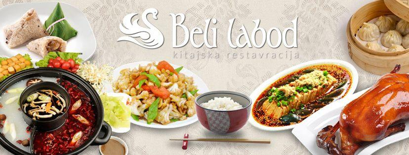 Beli Labod – chinese food Ljubljana