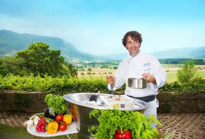 Chef Tomaz Kavcic Gostilna pri Lojzetu