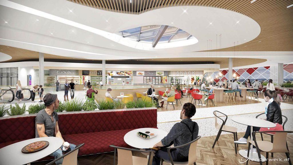 New shopping center in Ljubljana - Aleja - THE Slovenia