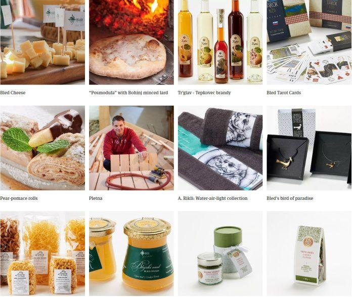 ble local selection products gourmet