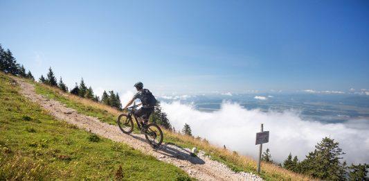 top bike parks Slovenia