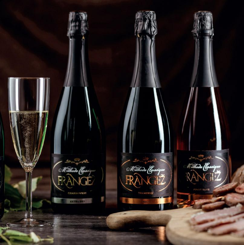 Frangež House of sparkling wine
