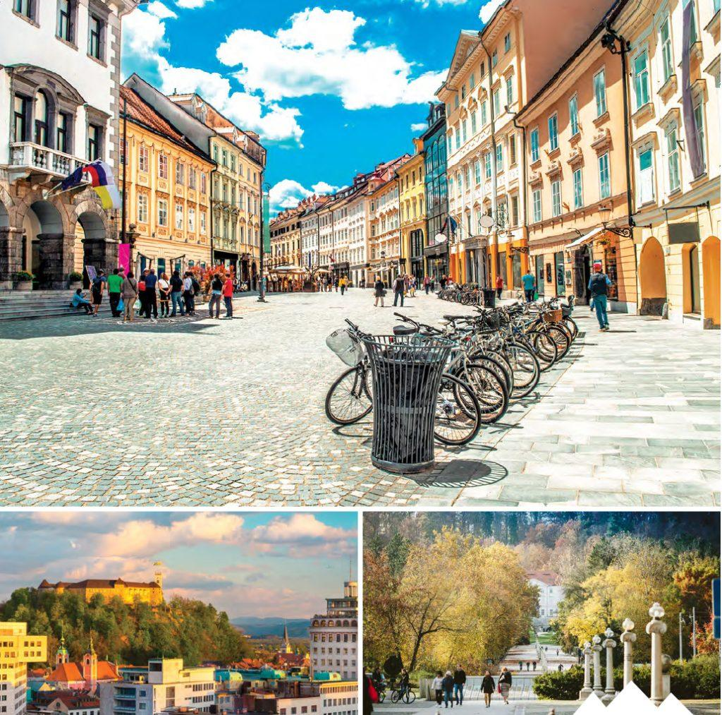 Ljubljana where to go out what to see