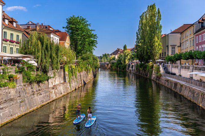 ljubljana capital of slovenia